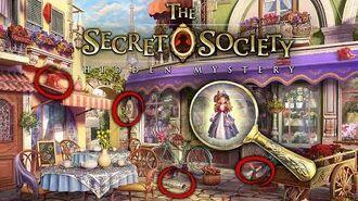 The Secret Society® - Hidden Mystery May 2016