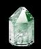 C175 Magical bracelet i02 Green crystal