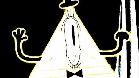 ASMR bill cipher screaming in your ears for 30 seconds