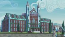 Crystal Prep Academy exterior EG3