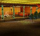 Jungle Guest Room