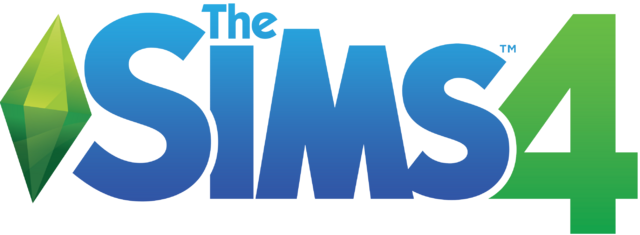 File:The sims 4 text.png