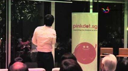 Singaypore Pink Dot 2014