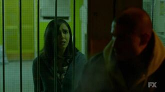 The Strain - Gus and Quinlans First Chat