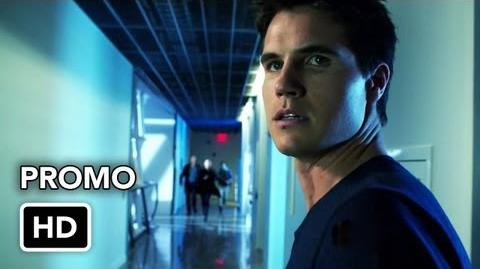 """The Tomorrow People (CW) """"Who Are They?"""" Promo"""
