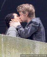 Astrid&John Kiss