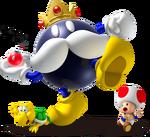 Big Bob-omb - Mario Party 9