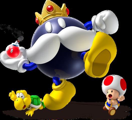 File:Big Bob-omb - Mario Party 9.png
