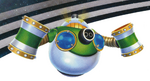 Megahammer Artwork - Super Mario Galaxy 2