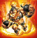 Blast Zone Art