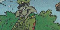 Sgt. Al. E. Catton