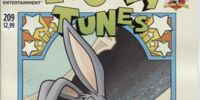 Looney Tunes (DC Comics) 209