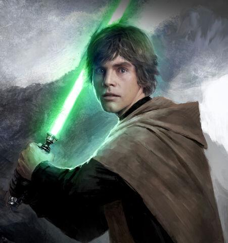 File:Luke Skywalker SWGTCG.jpg