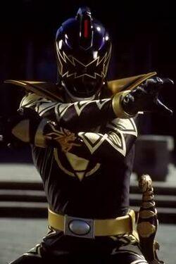 DT Black Ranger