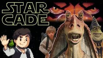 JonTron's StarCade Episode 5 - The Phantom Menace Games