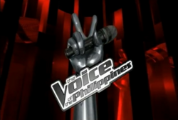 The Voice of the Philippines title card