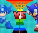 Sonic VS Mega Man