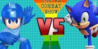 Sonic VS Mega Man