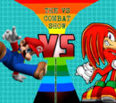 Mario VS Knuckles