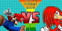 Mario VS Knuckles