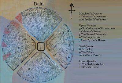 Daln Map