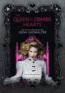 TheQueenofZombieHearts cover