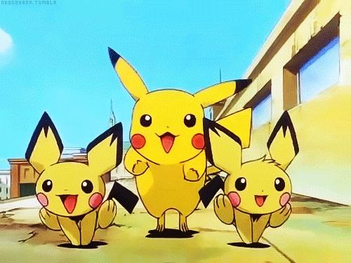 Pikachuzgotrunning