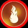 Hud btn skill flame spin
