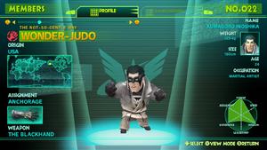 Wonder-Judo