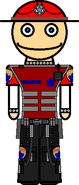 Sheriff William Harrison Hardcastle III