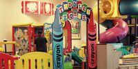Chuck E. Cheese's Toddler Zone