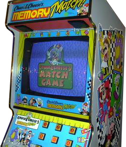 File:Chuck E. Cheese's Memory Match! arcade game.jpg