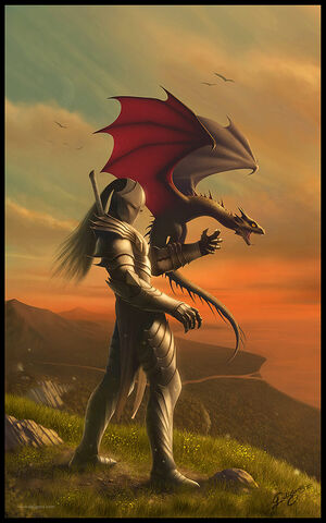 File:The Dragon Tamer by deligaris.jpg