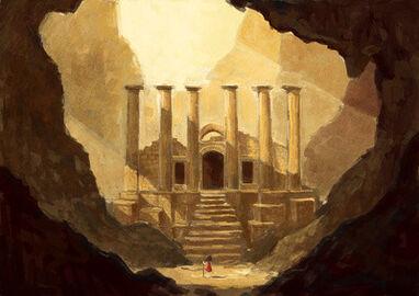 Halfling ruins