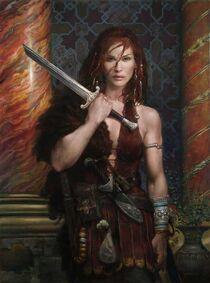 Vre - Goddess of Luck