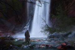 Waterfall rodeur by jamga-d5rnosy