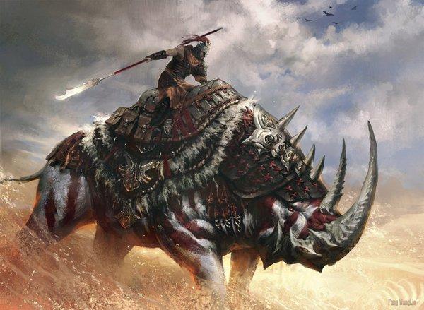 File:25-desert cavalry by fangwangllin.jpg