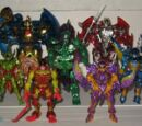 Dino Knights