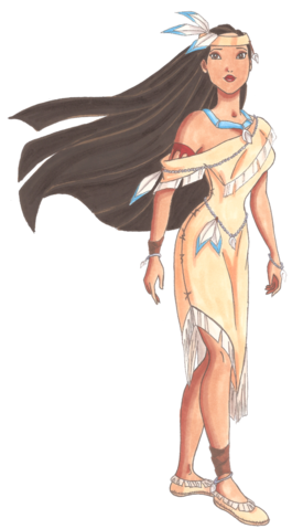 File:Disney glamour 1995 pocahontas by silhale-d3k2f0q.png