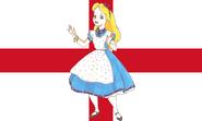 Alice - English Princess