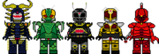 Shadowborg and Mantrons