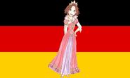 Rapunzel - German Princess
