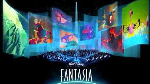 Disney's Fantasia 2000 Firebird Suite