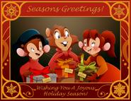Nimh x aat seasons greetings by whitelionwarrior-d6yac5e