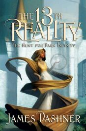 The 13th Reality-Book Two Cover-The Hunt for Dark Infinity-James Dashner