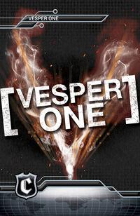 Vesper One - Card Front
