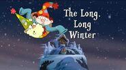 The Long, Long Winter title card
