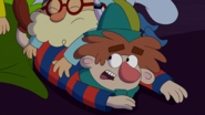 S1e17a sneezy says he ran because of sleepy