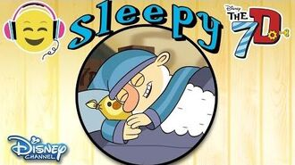 The 7D Sleepy Song Official Disney Channel UK