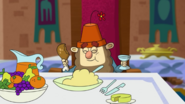 S1e05b Grumpy Enjoys Dinner at the Castle 2